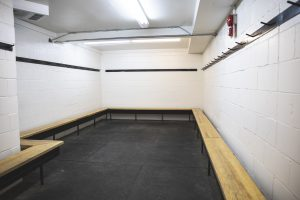 1 of 4 Player Dressing Rooms